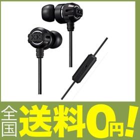 JVC HA-FX33XM-B XXシリーズ イヤホン カナル型/リモコン付 ブラック