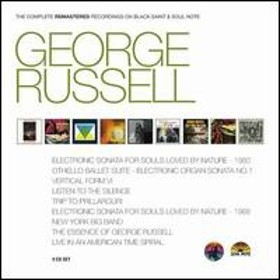 George Russell / Complete Remastered Recordings(Box) (輸入盤CD)(ジョージ・ラッセル)