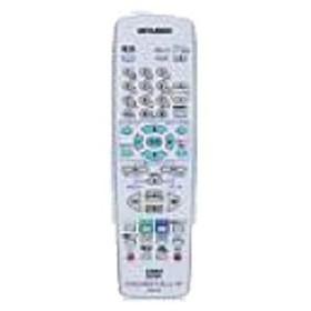 三菱 純正DVDレコーダー用リモコン RM−D15【部品番号:M01939D27801】