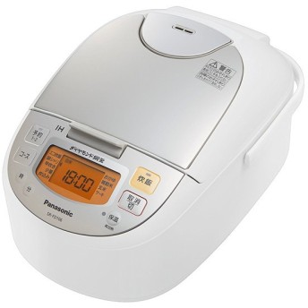 Panasonic■IHジャー炊飯器 5.5合炊 SR-FD106-W□新品未開封【訳あり】