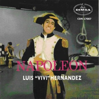 Luis Hernandez / Napoleon (輸入盤CD)(ルイス・ヘルナンデス)