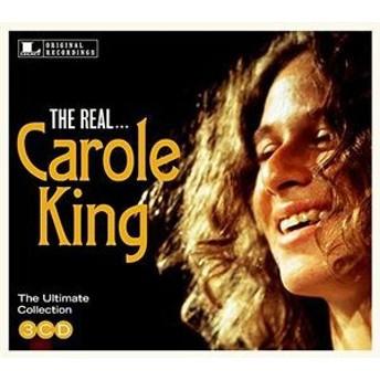 Carole King / Real Carole King (輸入盤CD)(キャロル・キング)