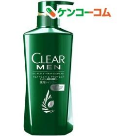 クリアフォーメン リフレッシュ&プロテクト 薬用シャンプー ( 350g )/ クリアフォーメン