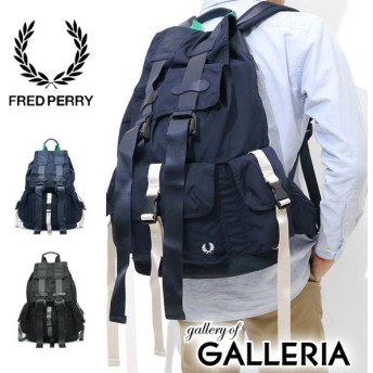 RED PERRY フレッドペリー ABSTRACT BACKPACK F9295