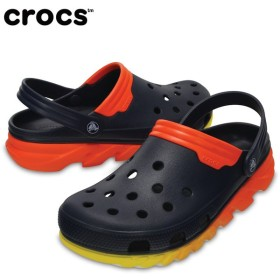 crocs クロックス サンダル duet max ombre clog 204150