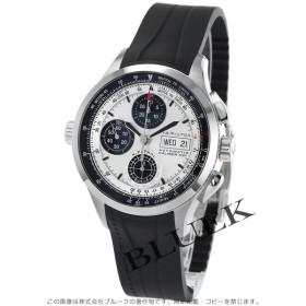 ハミルトン カーキ アビエーション X-パトロール オートクロノ クロノグラフ 腕時計 メンズ HAMILTON H76566351_8