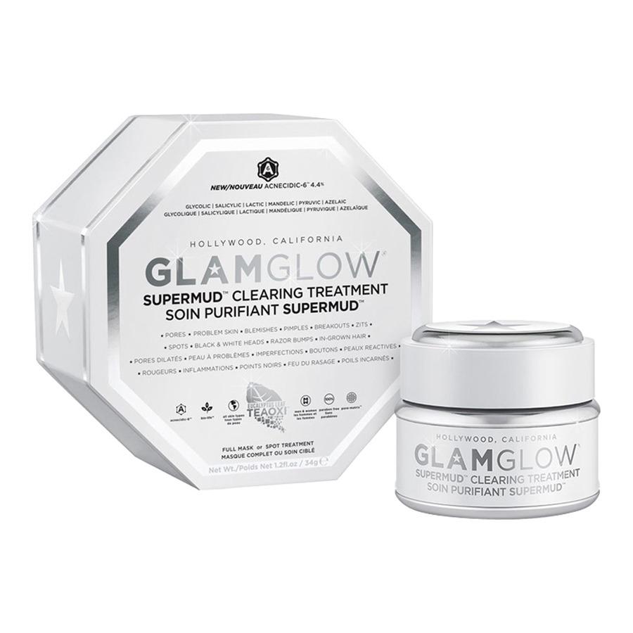 Indoshopper Shop Line Glamglow Gravitymud 50 Gr Supermud Clearing Treatment
