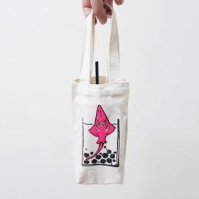 シングルカップ飲料バッグ キャンバス
