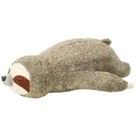ナマケモノ 寝そべり抱きまくら L
