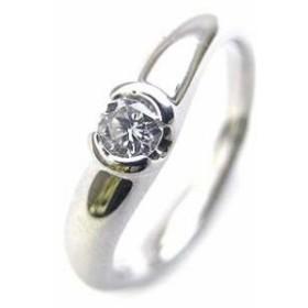 Brand Jewelry ASPIRARE プラチナダイヤモンドリング
