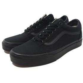 VANS バンズ オールドスクール [サイズ:27.5cm(US9.5)] [カラー:ブラック×ブラックト] #VN000D3HBKA VANS OLD SKOOL BLACK/BLACK