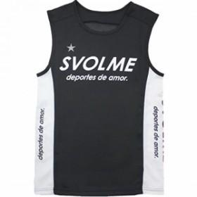 SVOLME RUNNING(スボルメ ランニング) ランクトップ 172-60100 Sサイズ ブラック