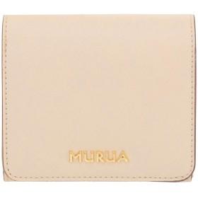 [RUNWAY channel SELECTION]【MURUA】二つ折り財布