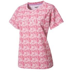 デュアリグ(DUARIG) サイクルエアー 総柄半袖Tシャツ 864D8HD5642 PNK (Lady's)