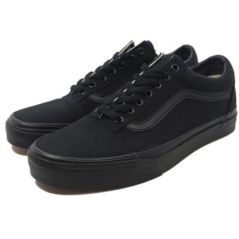 VANS バンズ オールドスクール [サイズ:26cm(US8)] [カラー:ブラック×ブラック] #VN000D3HBKA VANS OLD SKOOL BLACK/BLACK