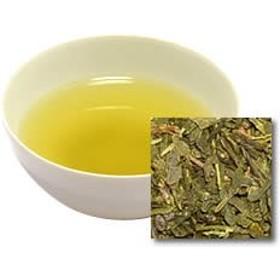 【丸中製茶】伊勢茶無農薬荒茶(柳茶)100g(荒茶/柳茶/無農薬茶/緑茶/煎茶/日本茶)