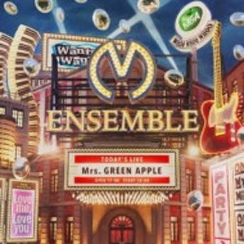シリアル封入 Mrs. GREEN APPLE ENSEMBLE 初回限定盤 (+DVD) 新品