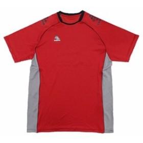 SVOLMEスボルメ 切替プラシャツ XXXLサイズ レッド AVIS-0013-RED-XXXL