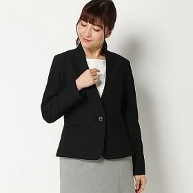 【ピュアラスト】ネオフィット カラーレスジャケット(レディース) ブラック