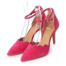 ストロベリーフィールズ STRAWBERRY FIELDS セパレートパンプス (ピンク)
