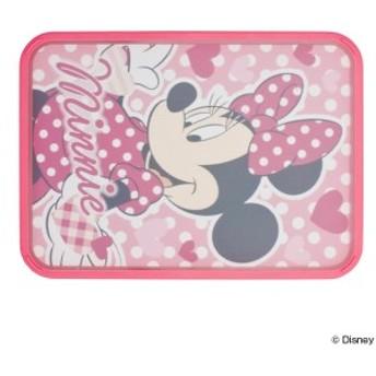 ミニまな板 ミニーマウス 子供用 キャラクター ( まないた まな板 プラスチック製 キッチンツール 軽量 軽い 抗菌仕様 滑り止め付き