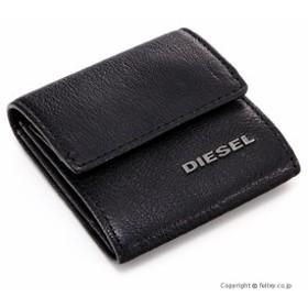 ディーゼル コインケース DIESEL KOPPER COIN PURSE X03920 PR271 T8013 ブラック