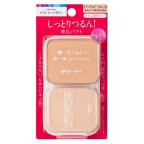 資生堂 アクアレーベル モイストパウダリー ピンクオークル10 (レフィル) 11.5g
