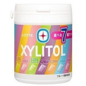 キシリトールガム7種アソートボトル 143g (応)