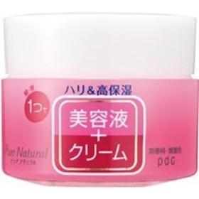 ピュアナチュラル クリームモイストリフト/ ピュアナチュラル オールインワン化粧液