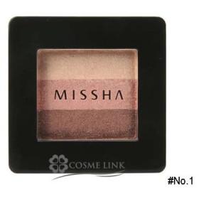 ミシャ MISSHA トリプルシャドウ #No.1 (720656)