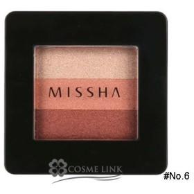 ミシャ MISSHA トリプルシャドウ #No.6 (720700)