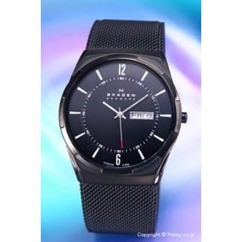 スカーゲン 時計 メンズ SKAGEN 腕時計 SKW6006 Activ (アクティブ) オールブラック