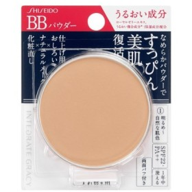 資生堂 インテグレート グレイシィ エッセンスパウダーBB 1 (レフィル) 8g