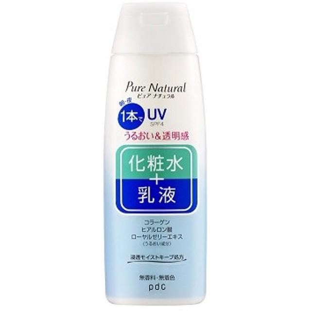 ピュアナチュラル エッセンスローションUV210ml/ ピュアナチュラル オールインワン化粧液