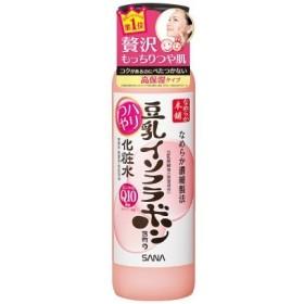 サナ なめらか本舗 豆乳イソフラボン含有のハリつや化粧水 200ml/ なめらか本舗 化粧水