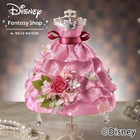 ディズニー プリザーブドフラワー「プリンセス・オーロラ」
