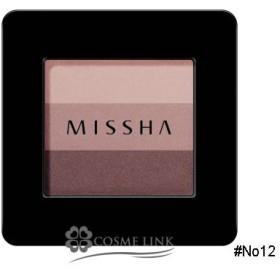 ミシャ MISSHA トリプルシャドウ #No.12 (034491)