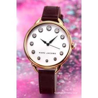 マークジェイコブス 時計 レディース MARCJACOBS 腕時計 ベティ36 バーガンディー MJ1478