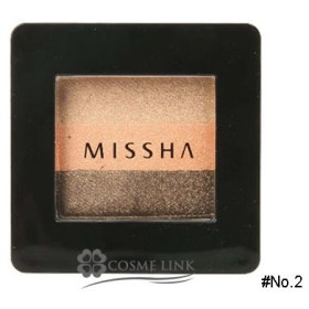 ミシャ MISSHA トリプルシャドウ #No.2 (720663)