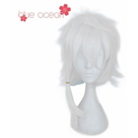 正解するカド KADO ヤハクィザシュニナ  風 コスプレウィッグ かつら  cosplay wig 耐熱 専用ネット付