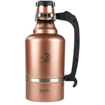 ドリンクタンク DRINKTANKS グラウラー 128oz (3.8L) Copper