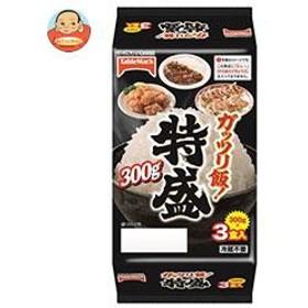 【送料無料】 テーブルマーク  ガッツリ飯!特盛3食  (300g×3個)×8個入