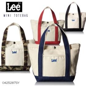 【送料無料】 Lee -リー- トートバッグ メンズ レディース キャンバス ミニトートバッグ 0425287SY