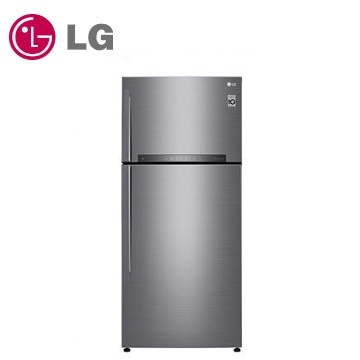LG 525公升 直驅變頻上下門冰箱 GN-HL567SV 星辰銀 + 舊機回收