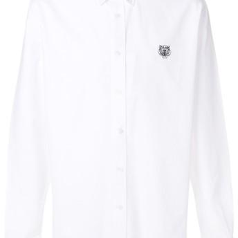 Kenzo Tiger ボタンダウンシャツ - ホワイト