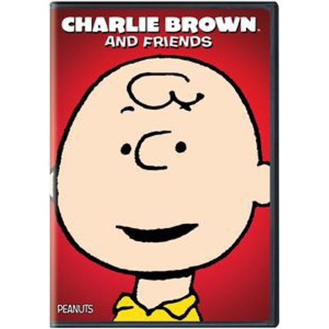 CHARLIE BROWN & FRIENDS (アニメ輸入盤DVD)
