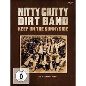 NITTY GRITTY DIRT BAND / KEEP ON THE SUNNYSIDE (輸入盤DVD) (ニッティ・グリッティ・ダート・バンド)