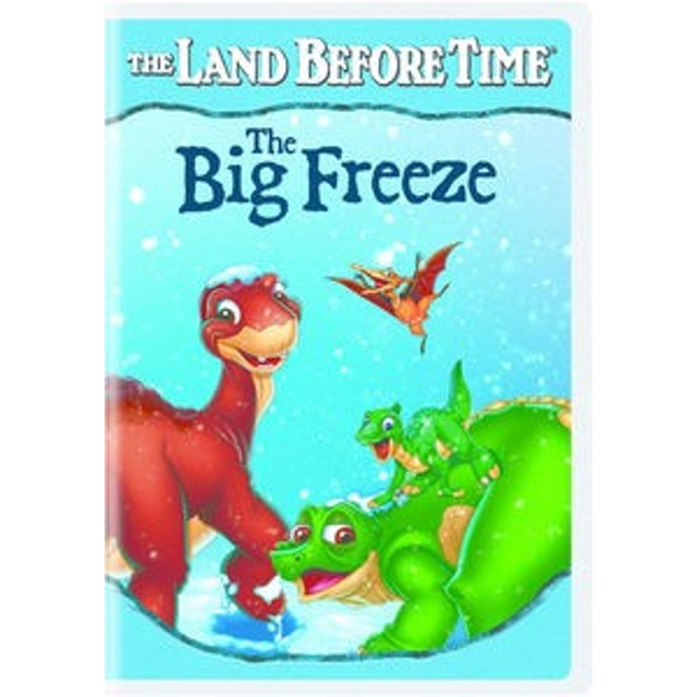 LAND BEFORE TIME: THE BIG FREEZE (アニメ輸入盤DVD)(2017/5/9)
