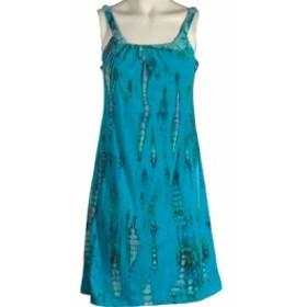 オハイクロージング ドレス カジュアルドレス 結婚式用 レディース【Ojai Clothing Tribal Tank Dress】