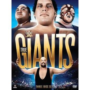 【1】WWE PRESENTS TRUE GIANTS (輸入盤DVD)